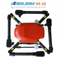 10kg X4-10 Agricultural pesticide spraying drone